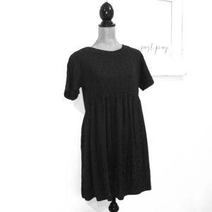 ASOS Babydoll Dress Ginkgo
